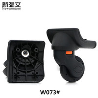 DIY Repair Removable Spinner Suitcase Luggage Wheel Replacement Wheels For Luggage Replacement Luggage Wheels For Suitcases