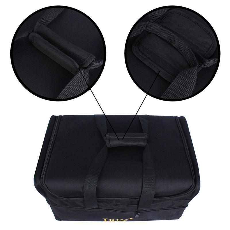 drum box drum bag 600d oxford cloth drum bag 5mm filled cotton black for instruments kahong in. Black Bedroom Furniture Sets. Home Design Ideas