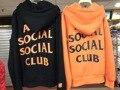 Latest Anti Social Social Club Undefeated Hoodies Men Women Kanye West Hop Thrasher Trasher ASSC Supremitied Hoodie Sweatshirt