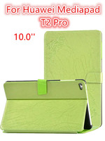 For Huawei Mediapad T2 Pro 10 Ultra Thin Filp Leather Case 10 1 Tablet PC Dormancy