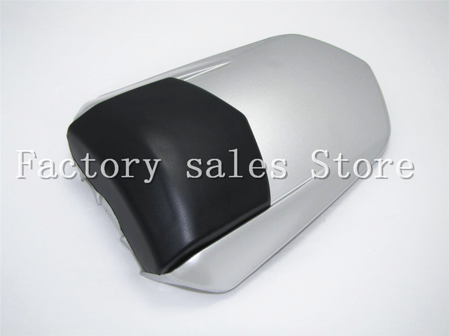 For Yamaha YZF1000 YZF 1000 R1 2004 2005 2006 Silver Rear Seat Cover Cowl Solo Racer Scooter Seat Motorcycle Motorbike YZFR1