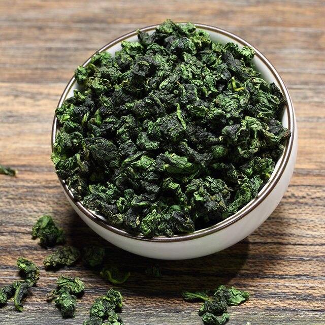 Premium Orgânico Tie Guan Yin Chá Oolong Tieguanyin Perfumado Chá Deusa de Ferro