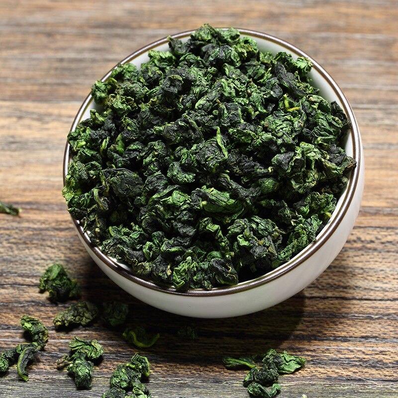 Premium Organic Tie Guan Yin Tieguanyin Oolong Tea Fragrant Iron Goddess Tea
