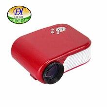 Todos Ganan mini88 Manual Focus Portable LED Proyector Externo WiFi Proyector de Cine En Casa Proyector de Vídeo LCD Construir-en Altavoz