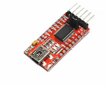 Бесплатная доставка 50 шт. FT232RL FT232 USB к ttl 5 В 3.3 В скачать кабель к последовательному модуль адаптера USB до 232 разъем