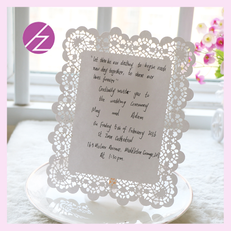 Printed Party Invitations PromotionShop for Promotional Printed – Customize Party Invitations