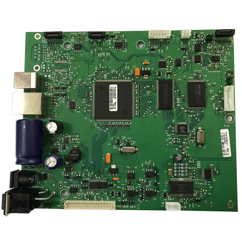 HOW-MARK USED MOTHERBOARD FOR Zebra GK420T 90 day WARRANTY used 90