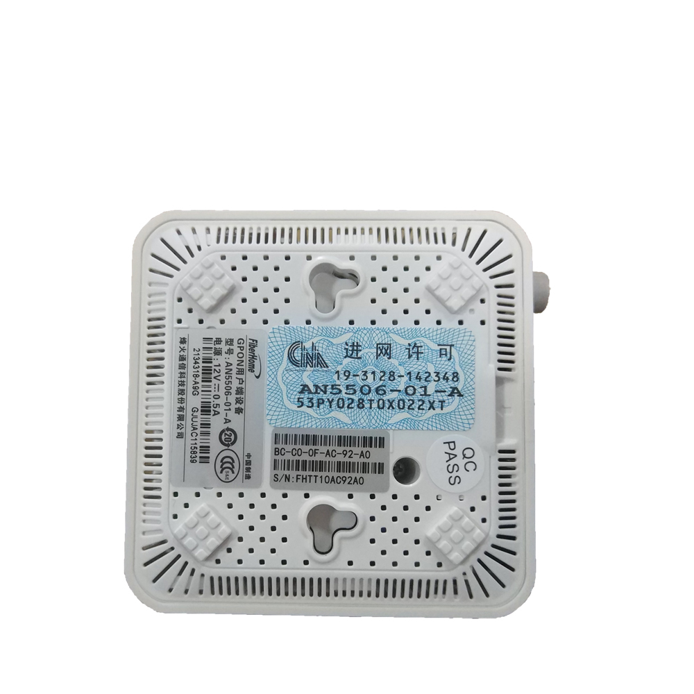 Image 3 - Brand Ne An5506 01 A Gpon Terminal Ftth Onu Ont With 1GE Internet Port English Fiber Optical Terminal without boxes and power-in Fiber Optic Equipments from Cellphones & Telecommunications