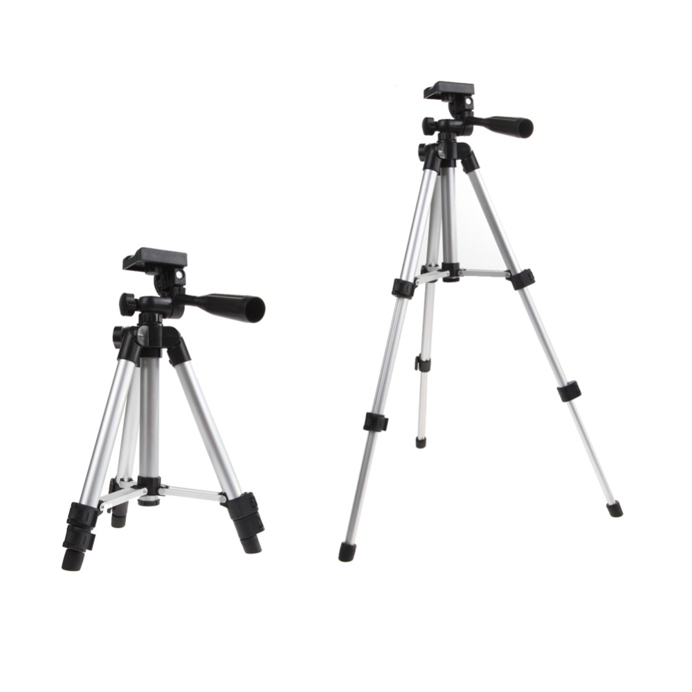 2017 professionelle aluminium flexible stativ-halterung für sony canon nikon halter stativ für digitalkamera tablette