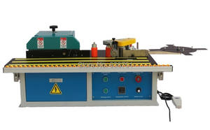 Semi-automatic Edge Bander Banding Machine