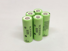 10pcs/lot New Original Panasonic 3.6V NCR18500A 18500A 2000mah Li-Ion Rechargeable Battery Batteries Free Shipping free shipping 10pcs lot top246fn top246f lcd management new original