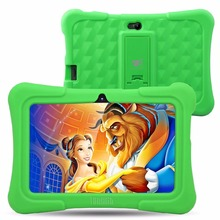 Dragón Touch Y88X Plus 7 pulgadas Verde Kids Tablet Quad Core CPU Android 5.1 IPS Pantalla Piruleta Kidoz Pre-instalado