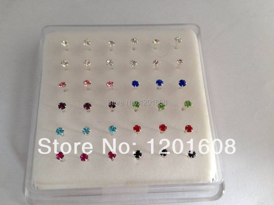 Popular 925 Nose Stud-Buy Cheap 925 Nose Stud lots from China 925 ...