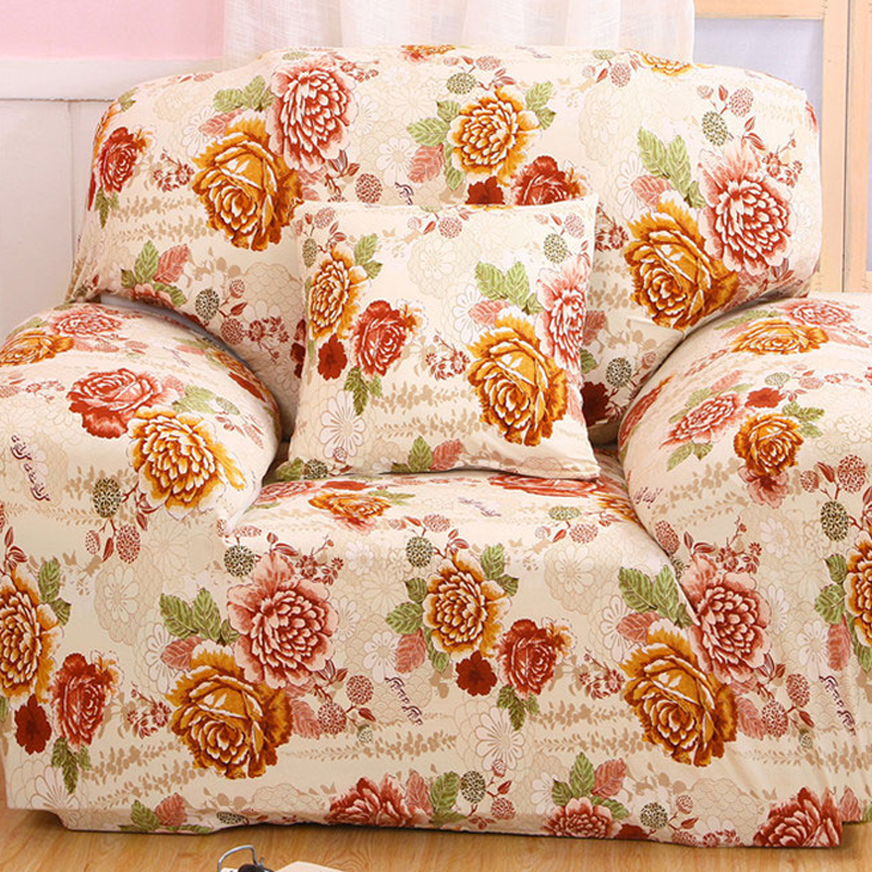 Aliexpress Buy Red Sectional Couch Covers Furniture Covers