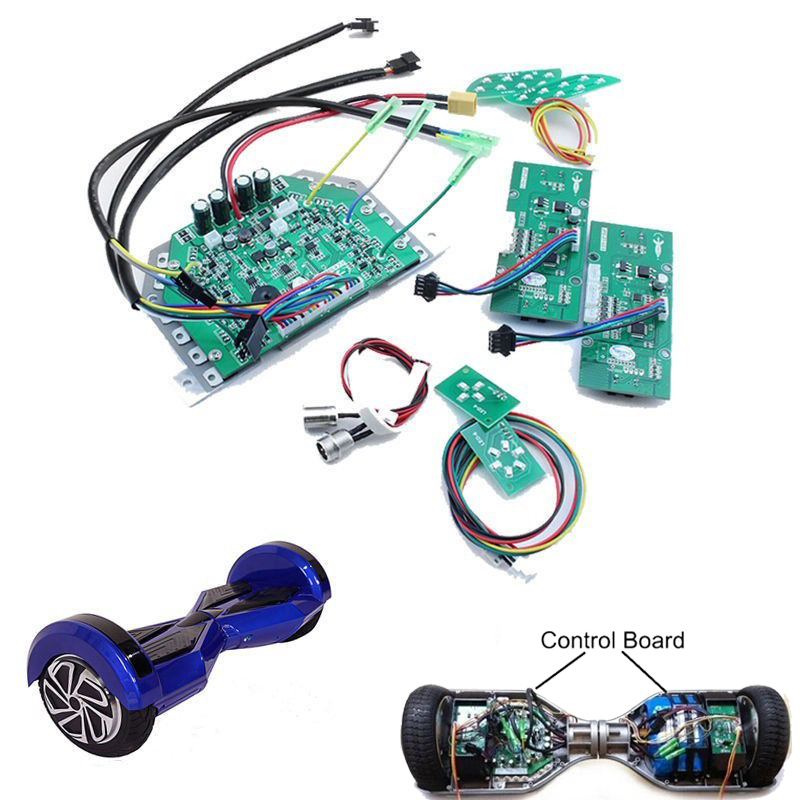 Scooter Parts DIY Scooter Motherboard Control Board Mainboard For 6.5 8 10