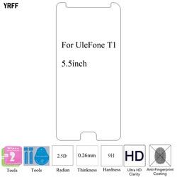 На Алиэкспресс купить стекло для смартфона 2pcs 2.5d 0.25mm 9h tempered glass screen protector protective film for ulefone t1 for ulefone t2 pro free tools