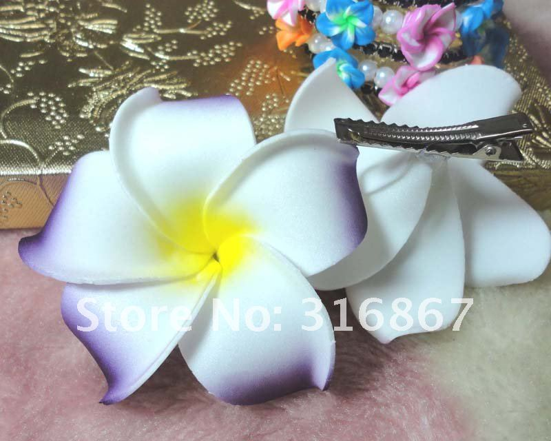 Buy Purple Hawaiian Flowers And Get Free Shipping On AliExpress