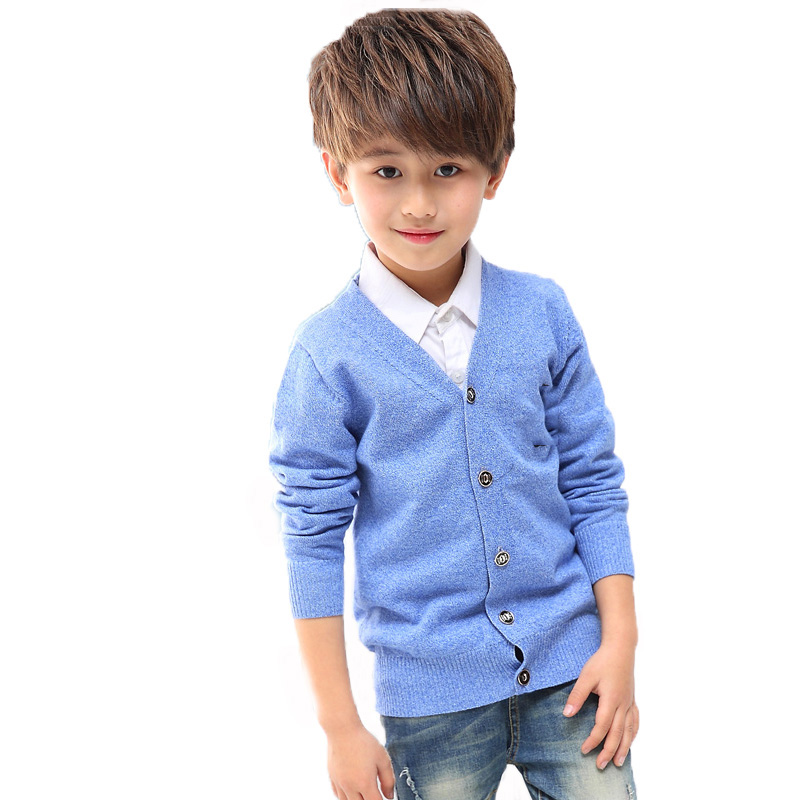 632baa6c045 Official Website Candy Colors Autumn Spring Kids Cardigan 2018 Fashion Boy Sweaters  Cotton Baby Girls Single-breasted Jacket Kids School Clothes Mother ...