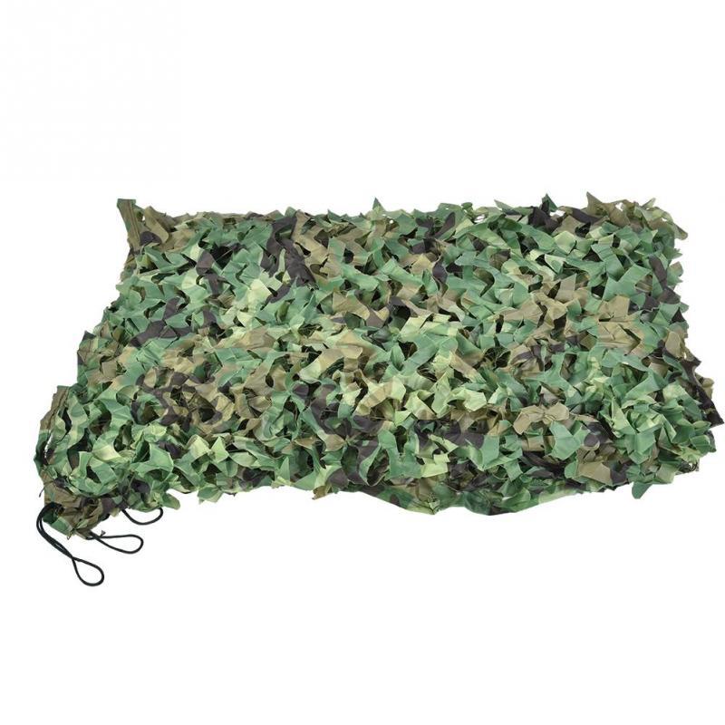 Orig Brit Filet kaki 4 x 4 m Couverture Pare-vue Armée Camouflage Net