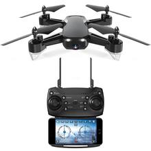 2 4G WIFI dron z kamerą HD tanie helikopterów RC FPV 3D etui z klapką jeden klawisz powrotu RC Quadcopter Selfie drony zabawki na prezent tanie tanio Pilot zdalnego sterowania HELICOPTER Metal Z tworzywa sztucznego Oryginalne pudełko Instrukcja obsługi Camera Kabel usb