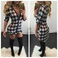 Новое Прибытие & Горячий Продавать Женщин Блузка С Длинным Рукавом сексуальные Рубашки Вскользь Топы Бесплатная Доставка
