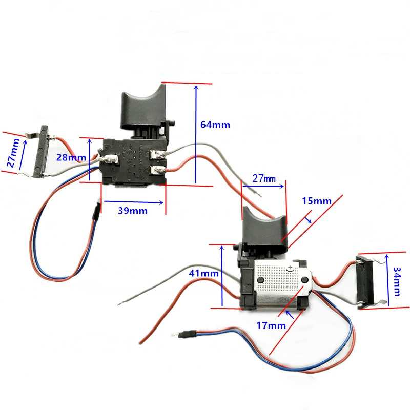 Makita Switch Wiring Diagram - General Wiring Diagrams on