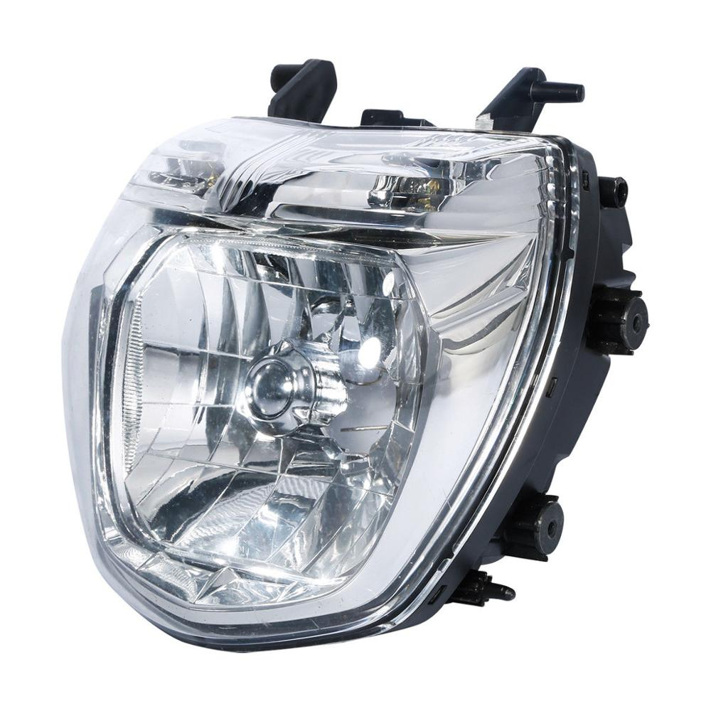 Front Headlight Head Lamp For Suzuki GSR600 GSR 600 2006 2007 2008 2009 2010