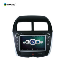 """8""""  Android 4.4 Car DVD Player for MITSUBISHI ASX 2010-2012 3G iPod Audio Input Bluetooth SWC Touch Screen CANBUS"""