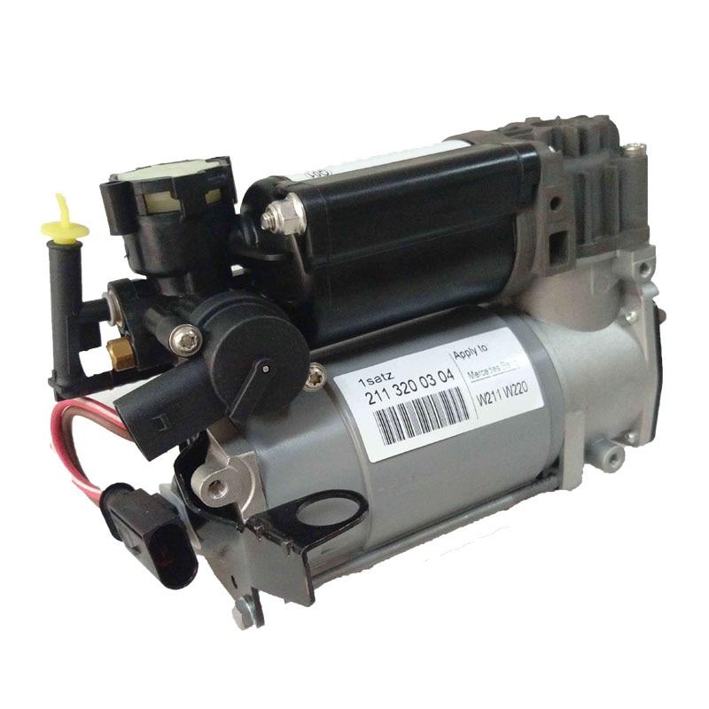 DAZOO New Air Ride Pump Suspension Compressor For M ercedes B enz W221 OEM 2123200104 2123200404