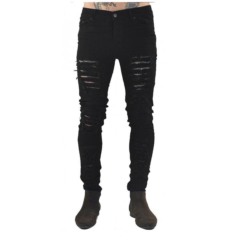 online kaufen gro handel zerrissenen jeans f r m nner aus china zerrissenen jeans f r m nner. Black Bedroom Furniture Sets. Home Design Ideas