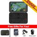 """GPD WIN 10 4 ГБ + 64 ГБ Геймпад Ноутбук Ноутбук Tablet PC 5.5 """"портативных Игровых Консолей Игрок Видеоигры Bluetooth для LoL DOTA2 ГТА5"""