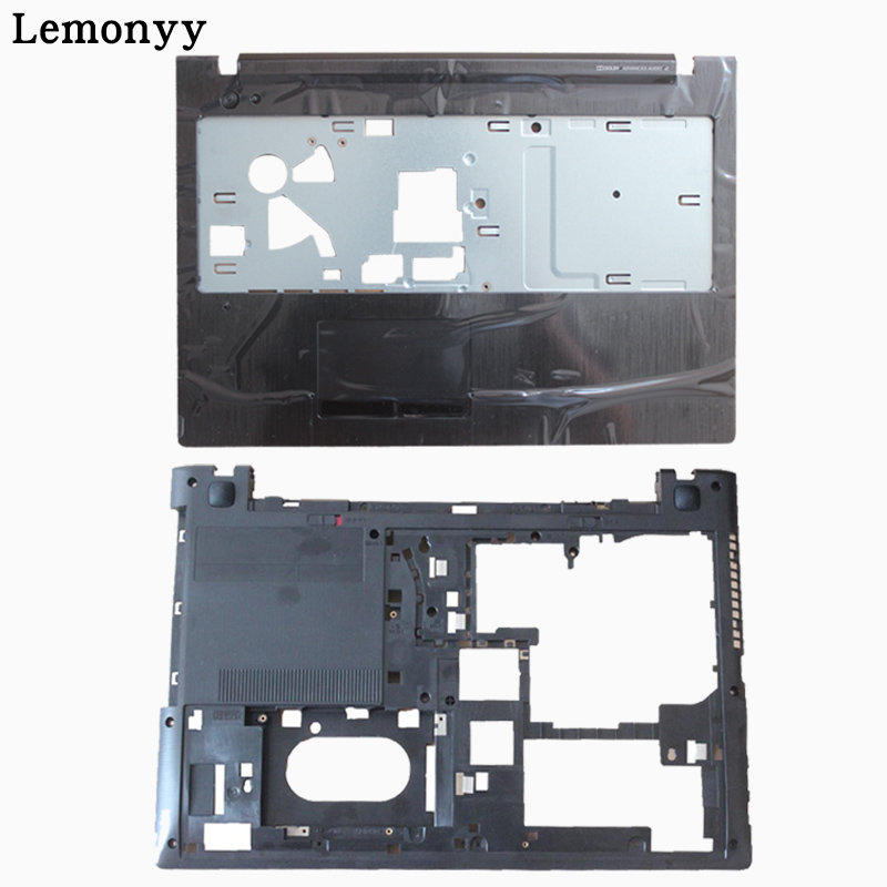 NEW case cover FOR LENOVO G500S G505S Palmrest COVER / Laptop Bottom Case Base Cover AP0YB000H00 new lenovo g500s g505s ap0yb000h00 bottom base cover
