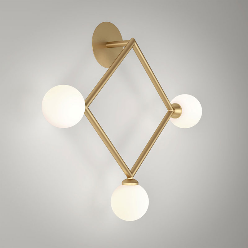 Us 198 0 Nordic Moderne Wandleuchten Schlafzimmer Nachttischlampen Voller Kupfer Wohnzimmer Kinderzimmer Wand Goldenen Lampen Za8314 In