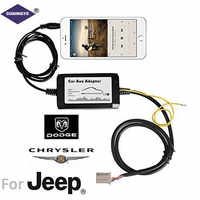 DOXINGYE iPod/iPhone Aux Audio-eingang Auto mp3-player Musik Adapter MP3 Schnittstelle Für Chrysler Dodge Jeep (2002-2005)