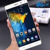 MTK6737 XGODY 6.0 Inch Smartphone אנדרואיד 7.0 Quad Core 2 GB זיכרון RAM 16 GB הטלפון הנייד Dual SIM סלולרי סמארטפון 4 גרם טביעת אצבע טלפונים