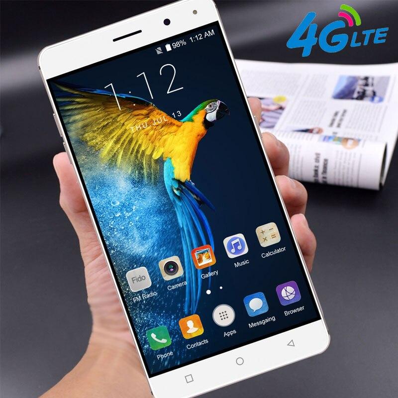 XGODY 6.0 pouce Smartphone Android 7.0 Quad Core MTK6737 2 gb RAM 16 gb Mobile Téléphone Double SIM D'empreintes Digitales 4g Déverrouillé Les Téléphones Cellulaires