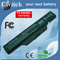 Laptop Battery For HP Compaq 510 511 610 Business Notebook 6720s 6730S 6735S 6820S 6830S 6720s/CT 6730s/CT 500764-001 HSTNN-LB51