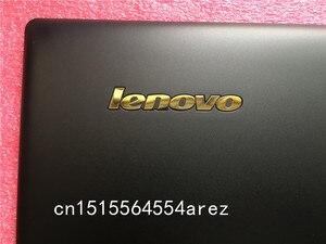Image 2 - Nowy oryginalny laptop Lenovo Flex 2 15 Flex2 15 LCD tylna część obudowy pokrywy skrzynka 5CB0F76749