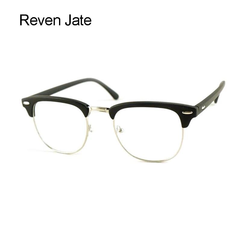 Browline Vollrand Mode Optische Rahmen Brillen für Frauen und Männer ...
