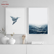 900D Posters And Prints Wall Art Canvas Painting Wall Pictures For Living Room Nordic Decoration NOR011