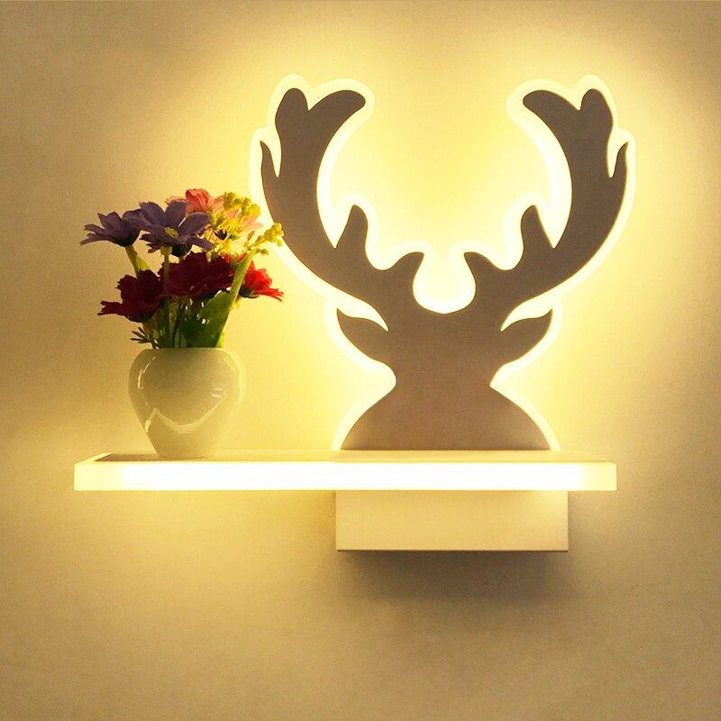 Artpad 15W Modern LED Wall Lamp Acrylic Lampshade Wall Mounted Bedroom Bedside Lamps for Living Room Hotel Balcony Lighting декоративні лампи із дерева у стилі бра