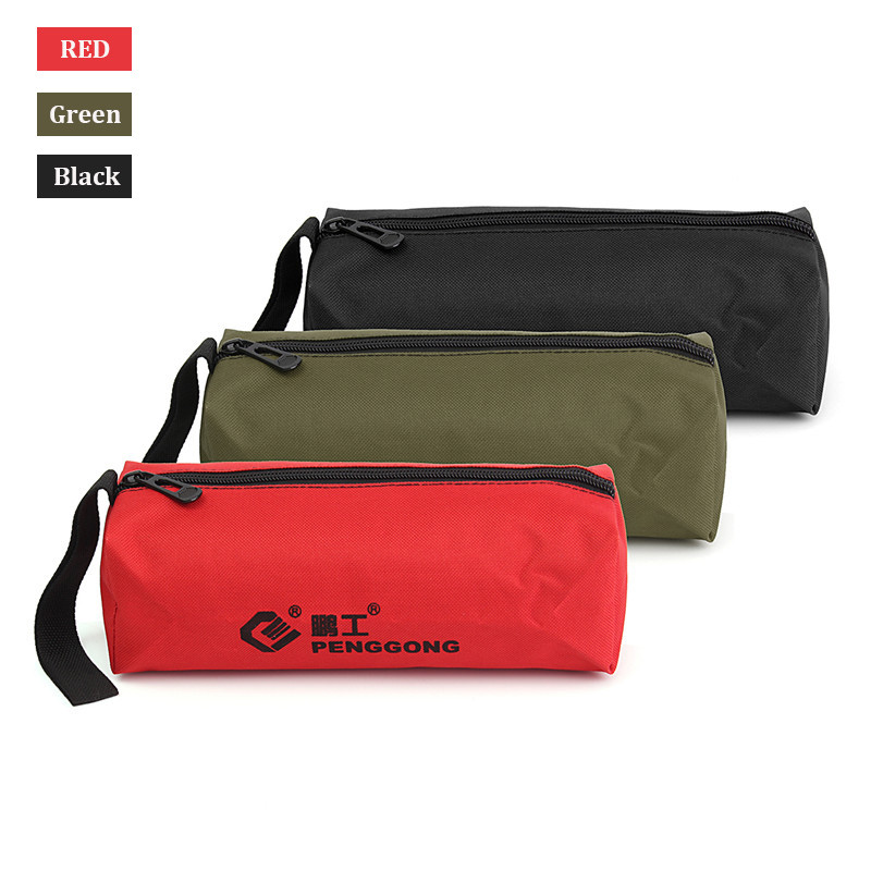 Charitable Oxford Canvas Waterproof Storage Hand Tool Bag Screws Nails Drill Bit Metal Parts Fishing Travel Makeup Organizer Pouch Bag Case Do You Want To Buy Some Chinese Native Produce? Tool Organizers