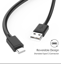 USB C Wire Type Cable Fast Charging Data for Samsung Galaxy S9 Note 8 3.0 Sync Reversible 2.4A Huawei P10 Pro Charger