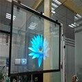Прозрачная задняя проекционная пленка 1 52x10 м с коэффициентом пропускания 92% для окна магазина