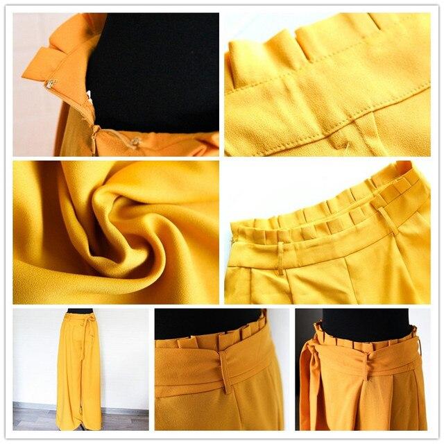Pantalon taille haute 76 4