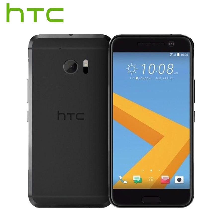 Vente chaude HTC 10 mode de Vie LTE 4g Android Mobile Téléphone 5.2 pouce 3 gb + 64 gb Snapdragon 652 octa Core 12MP 4 k Enregistrement HD Smartphone