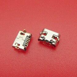 Peças Para Huawei Y5 50 II CUN-L01 Mini Micro USB cabo de alimentação tomada de Carregamento Porta Carregador Conector dock de Substituição