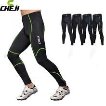 CHEJI Hommes Vélo Pantalon Vélo Vélo Collants Équitation Longue Réflexion Pantalon Respirant S-3XL 4-couleurs
