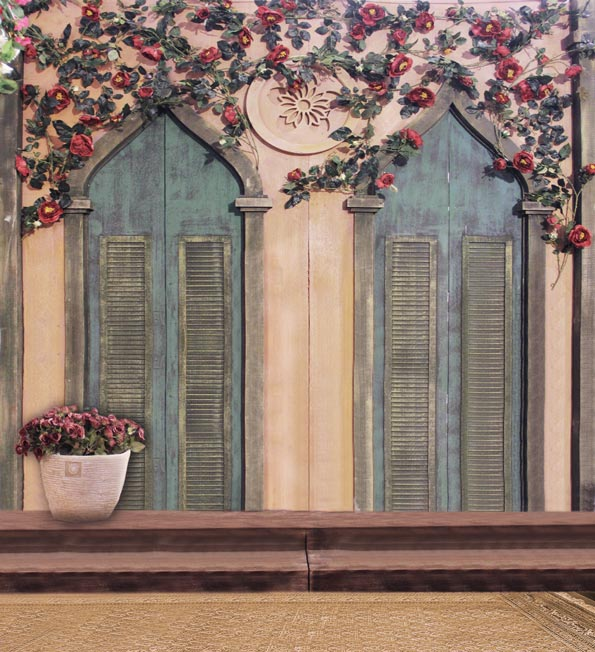 200x300cm blue door spring flowers background backdrops for photography digital printed backgrounds studio props wedding photos 300 600cm 10ft 20ft backgrounds backdrop wedding photography backdrops grass covered door photography backdrops