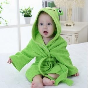 Image 3 - Hooyi cobertor de toalha infantil, coroa de princesa para recém nascidos, bebês meninas, roupão de banho com capuz, toalhas de banho, pijamas de bebê, casaco